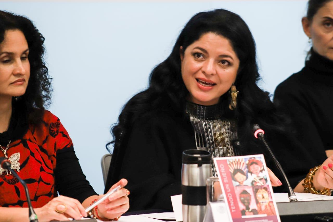Senadores y Secretaría de Cultura Federal acuerdan trabajar de manera conjunta para avanzar en reformas de Ley