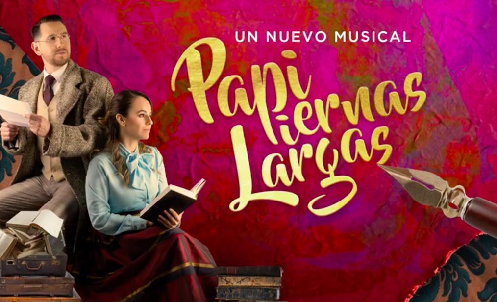El exitoso musical Papi Piernas Largas tendrá una función en línea desde el Teatro Hidalgo