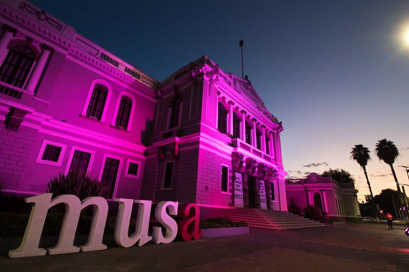 Invita MUSA a recorrido virtual 360° por cuatro exposiciones
