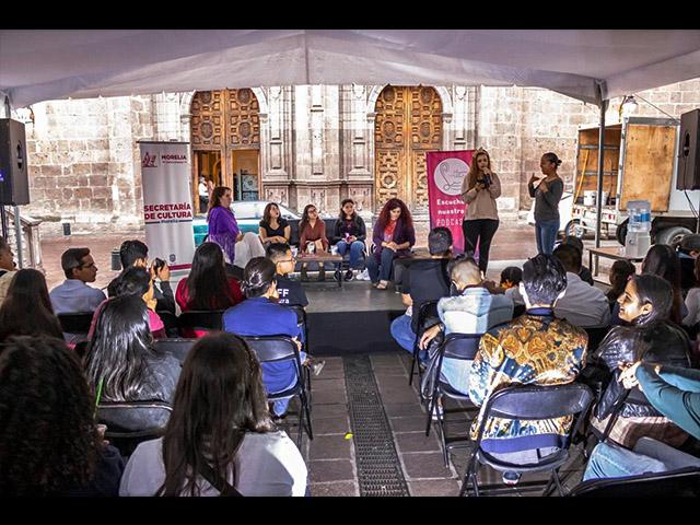 SeCultura Morelia convoca a participar en el programa Mujeres en la Literatura