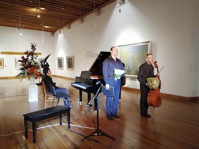 Beethoven, Fauré, Debussy y Honegger cautivan al público de Morelia a través del talento de Philippe Muller y Aleksander Pashkov