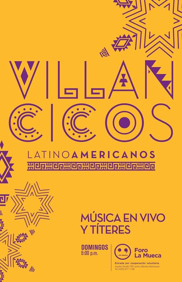 """Ciclo """"Villancicos latinoamericanos"""""""