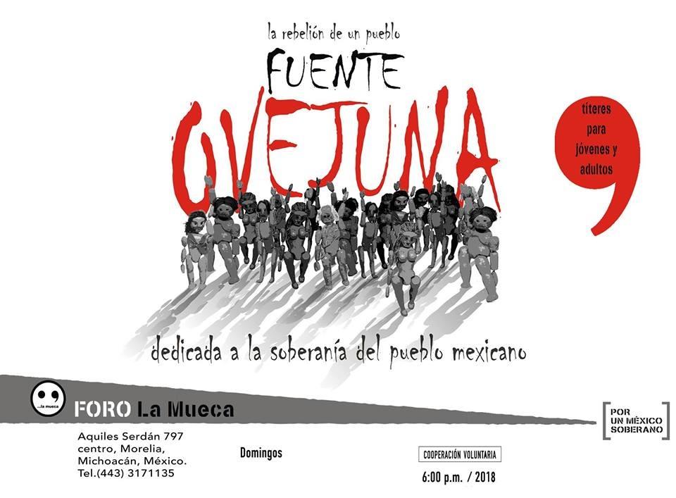 """Temporada de la obra """"Fuenteovejuna, la rebelión de un pueblo"""""""