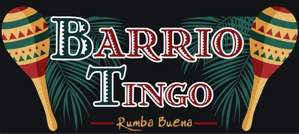 Presentación de Barrio Tingo Rumba