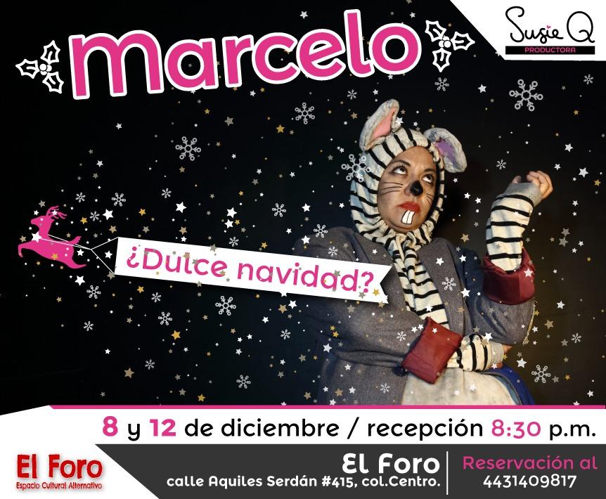 """Presentación de """"Marcelo stand up"""""""