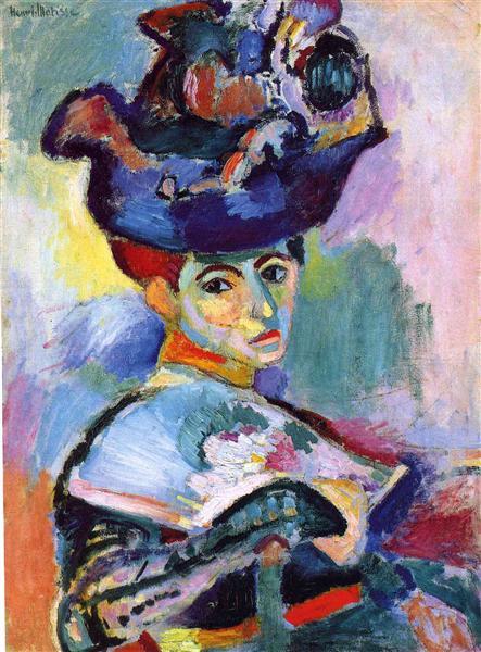 Los colores de Matisse en redes sociales