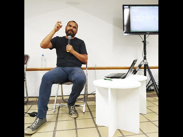 Abren espacio para el diálogo entre el arte y la tecnología en La Colmena