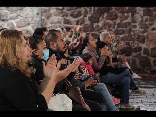Morelia disfruta de la Jornada Cultural Morelos