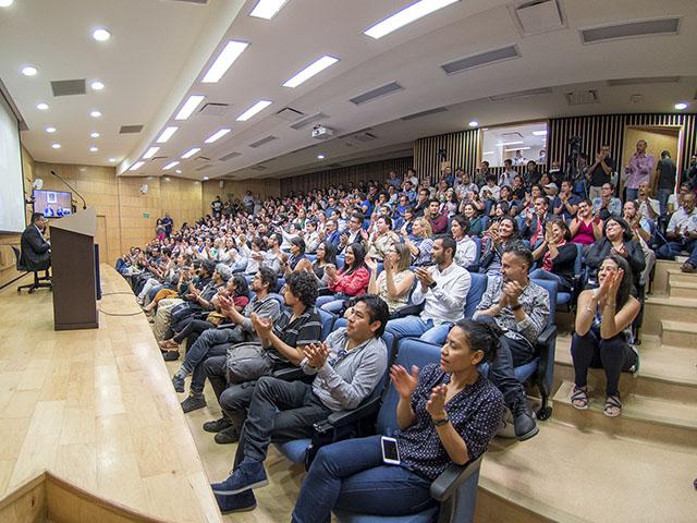 Cambia la dirección de la ENES Morelia