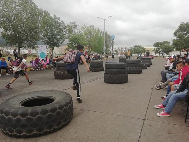Se llevó a cabo el Festival de Cultura Urbana en Villas del Pedregal