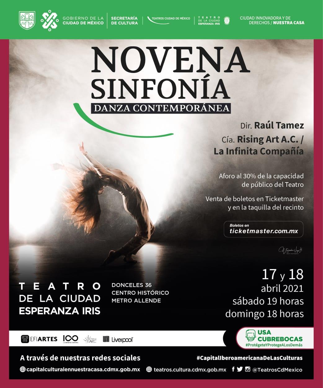 Regresa la actividad en teatros de Ciudad de México