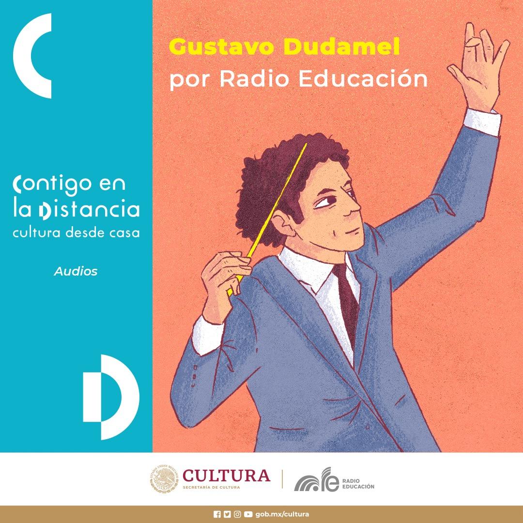 La Orquesta Filarmónica de los Ángeles y Gustavo Dudamel amenizan la cuarentena