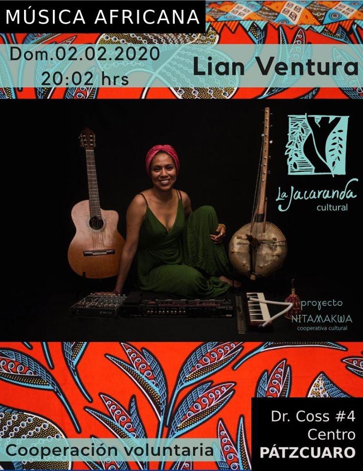 Presentación de Lián Ventura