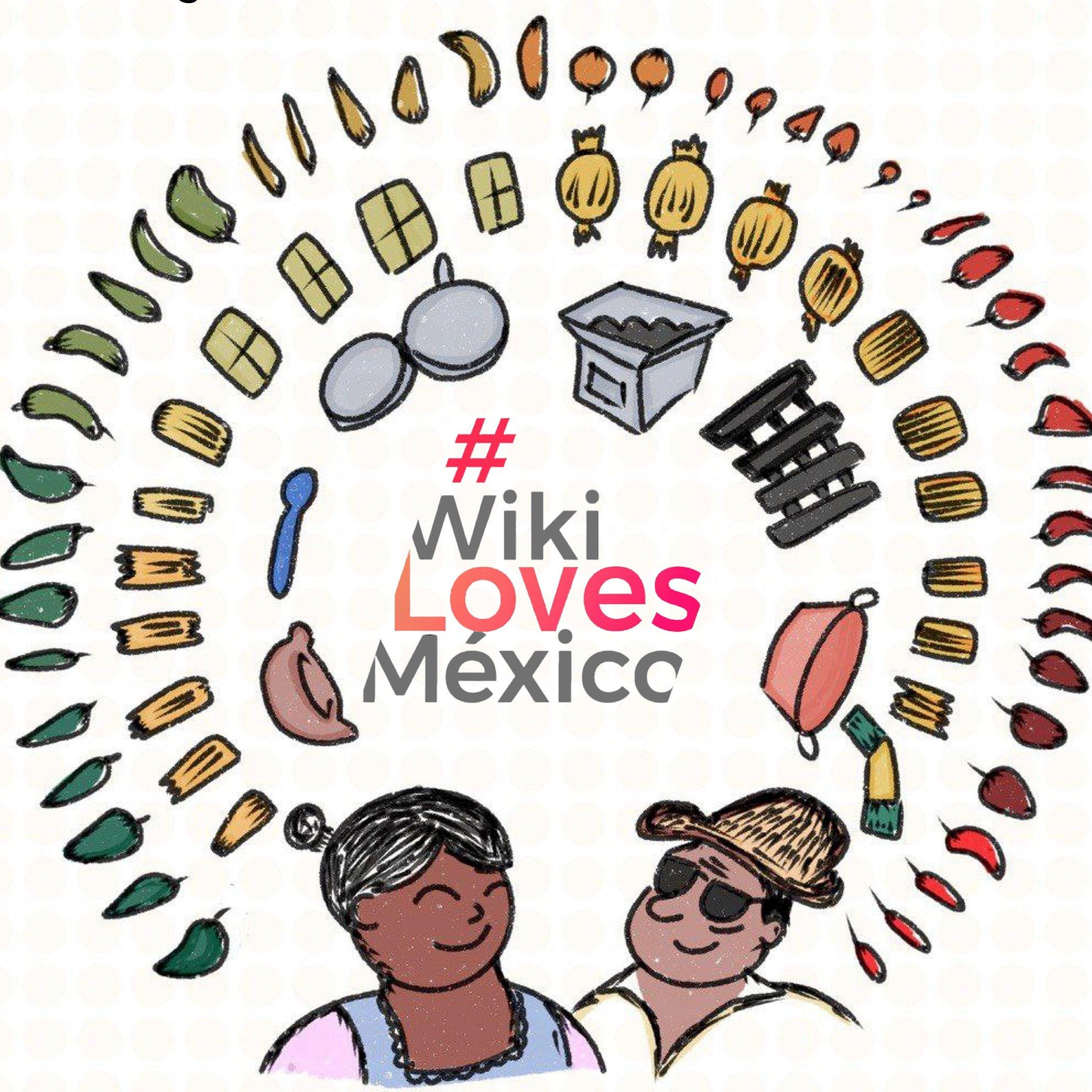 Abren convocatoria 2021 para #WikiLovesMéxico