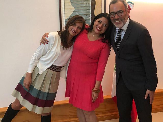 Acertado, nombramiento de Marina Núñez en la subsecretaría de Desarrollo Cultural: Hirepan Maya