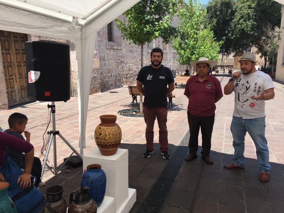 Concluye primera edición de la Expo Huancito en Morelia