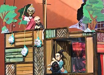 Teatro en Plazas Públicas, Teatro en tu Barrio llega al Cenart