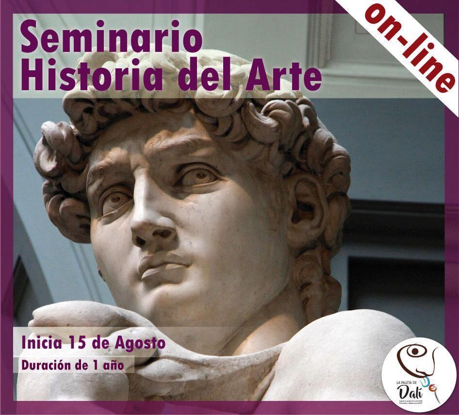 """Comienzo del """"Seminario en Historia del arte"""""""