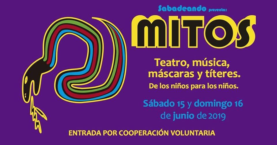 """Presentación de """"MITOS Un especial de los niños para los niños"""""""