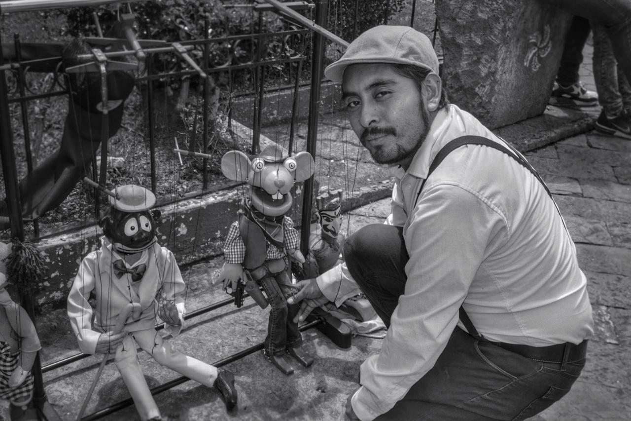 El Movilista Títeres fomenta y difunde la tradición titiritera de Tlaxcala
