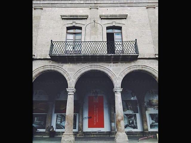 Teatro Mariano Matamoros