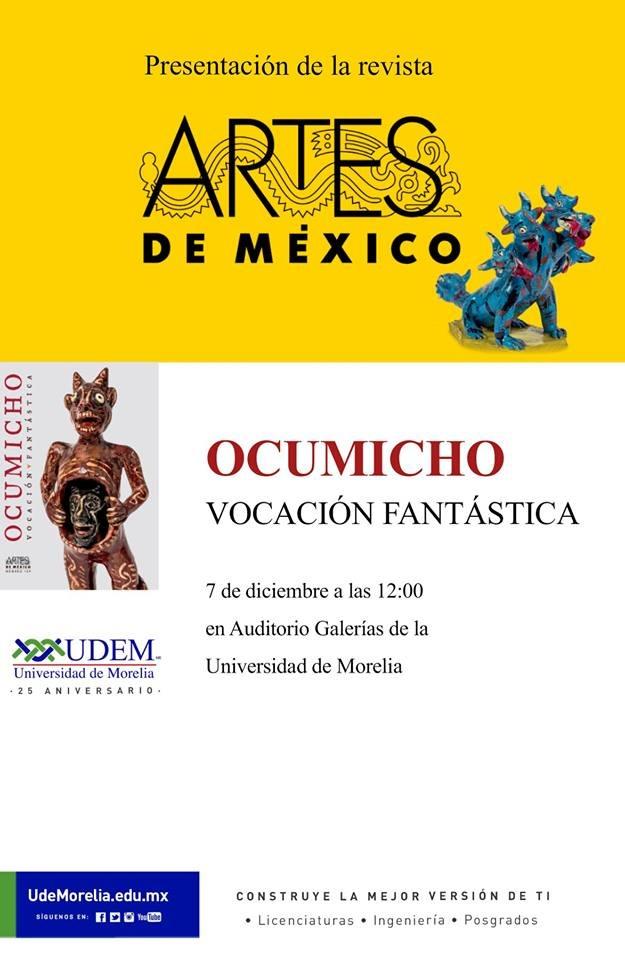 """Presentación de la revista """"Artes de México"""""""