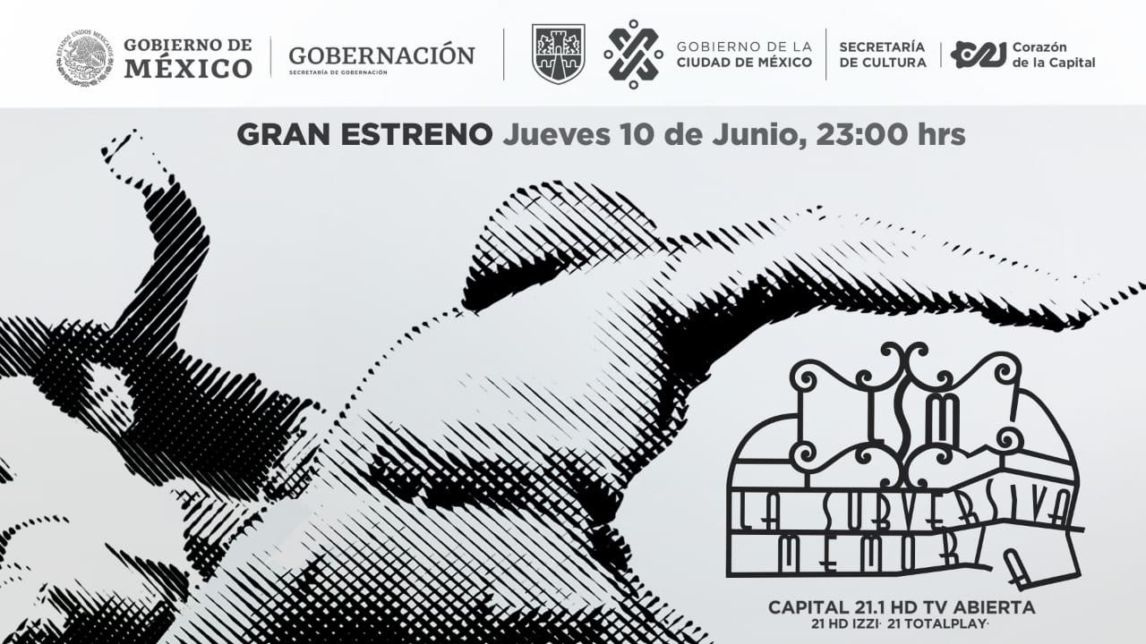 La subversiva memoria, serie sobre el autoritarismo en México durante los años 70 y 80