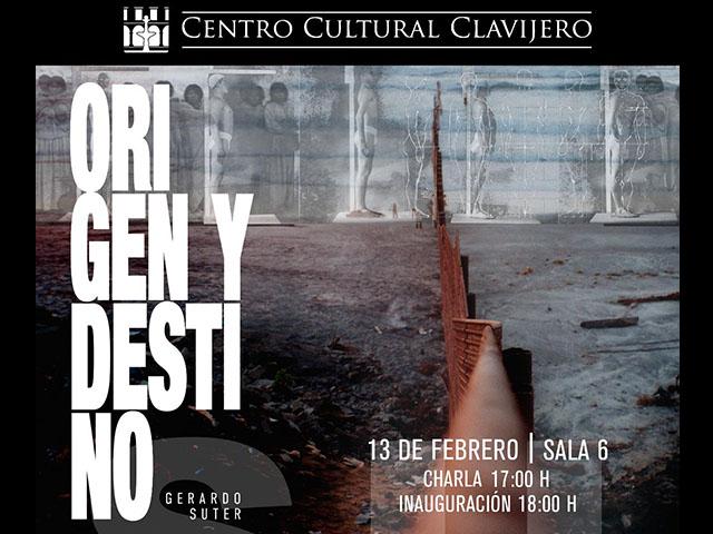 Origen y Destino de Gerardo Suter, en Clavijero