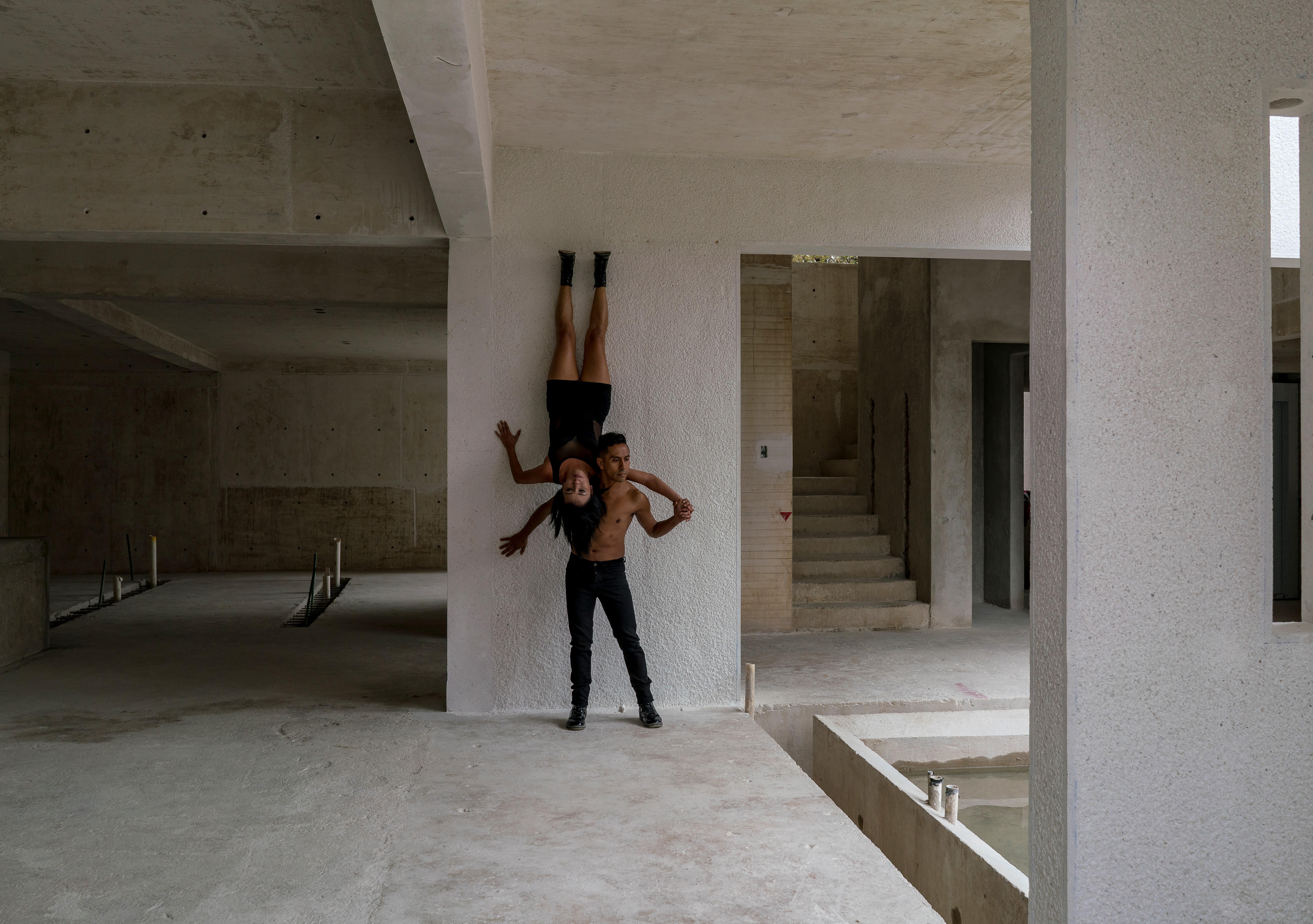 Dimensión Cero: danza, arquitectura y vídeo