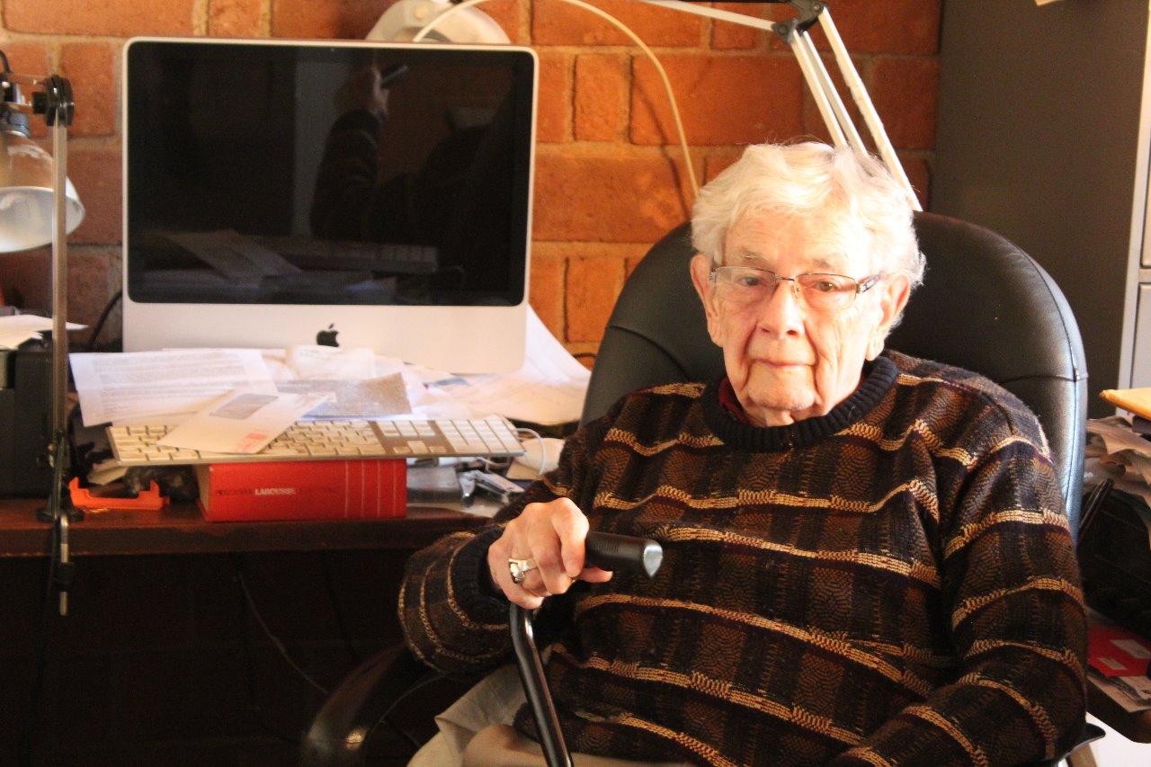 Ben Warren, gran michoacanólogo radicado desde 1993 en Morelia