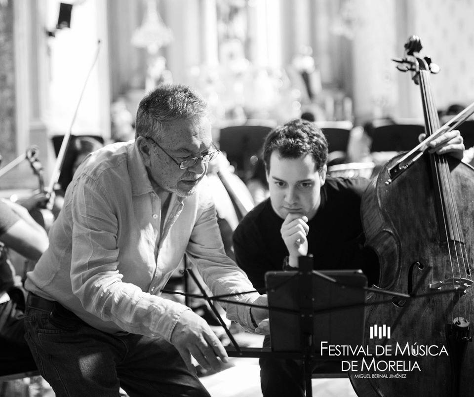 Verónica Bernal regresa a la dirección general del Festival de Música de Morelia MBJ