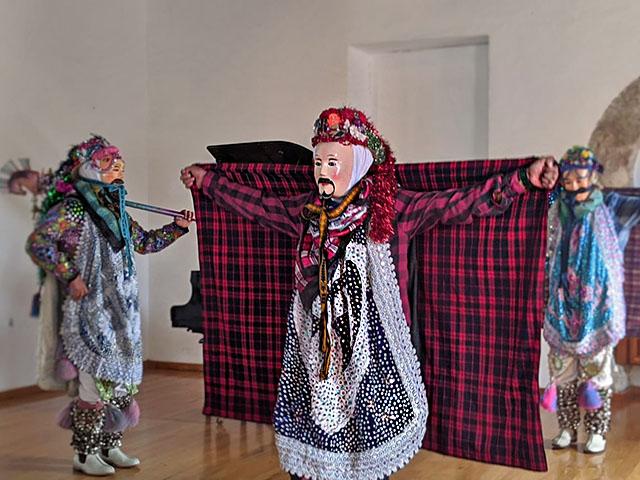 Todo listo para celebrar la Danza de los Kúrpitis en  Caltzontzin