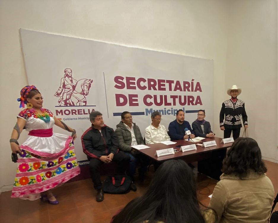 Chile recibirá el folklore michoacano