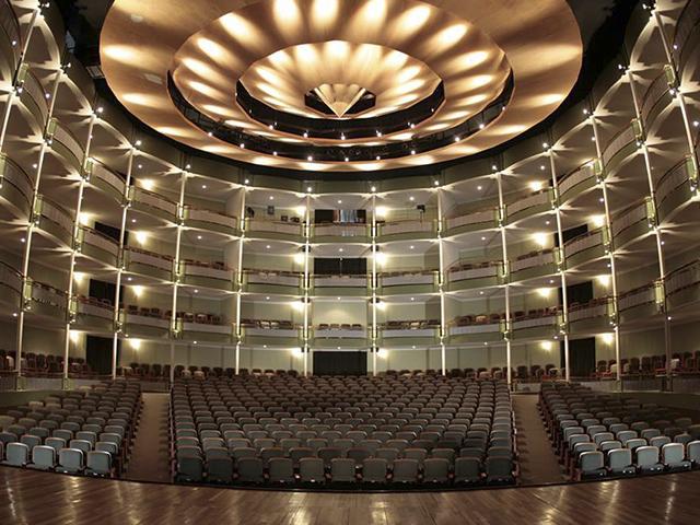 Teatro Obrero del Centro Regional de las Artes de Michoacán
