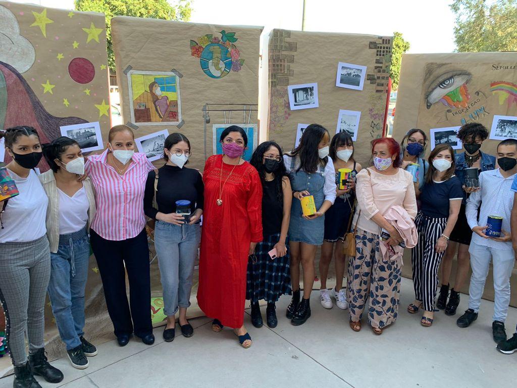 Más allá de la fotografía, muestra resultados de Semilleros creativos de Durango