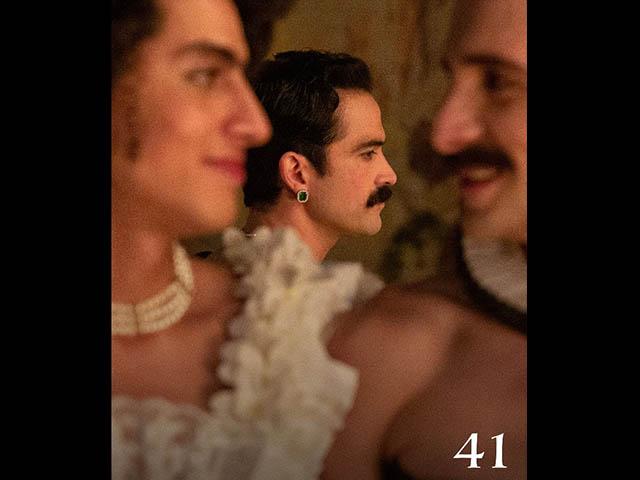 El Baile de los 41, la película que recuerda la represión de la comunidad LGBTQ+   en el Porfiriato