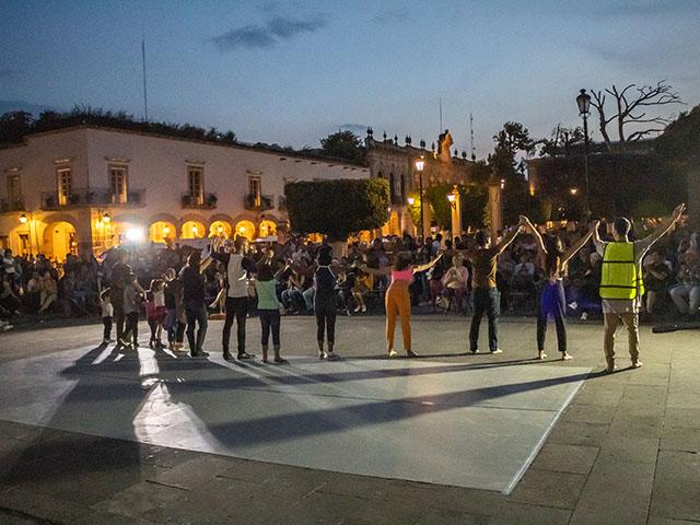 Con Cultura es Bienestar, SeCultura contribuye al desarrollo de Morelia