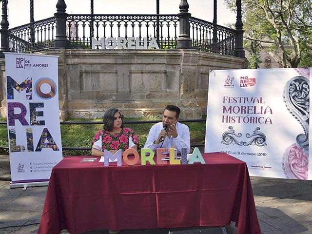 Todo mayo será una celebración escénica para Morelia