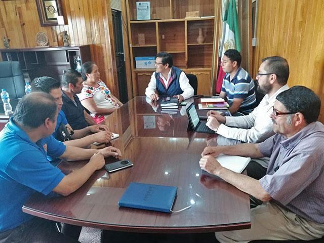 IAM y ayuntamiento de Salvador Escalante, alistan Feria del Cobre