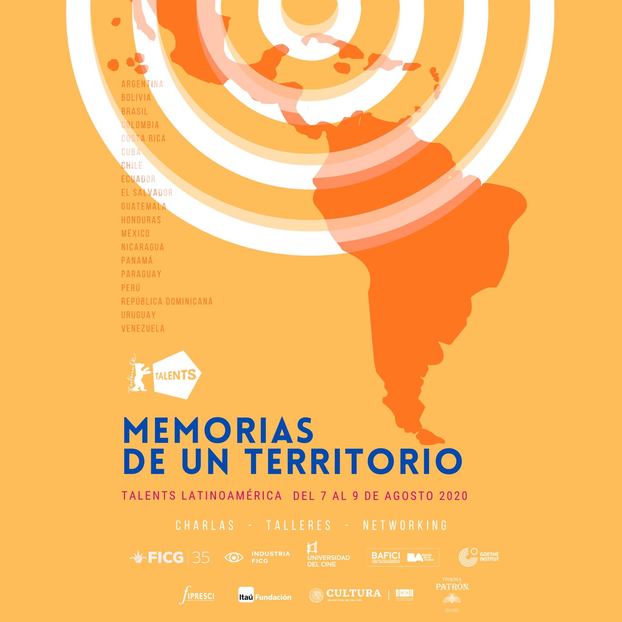 Talents Buenos Aires se une  al Festival Internacional de Cine de Guadalajara