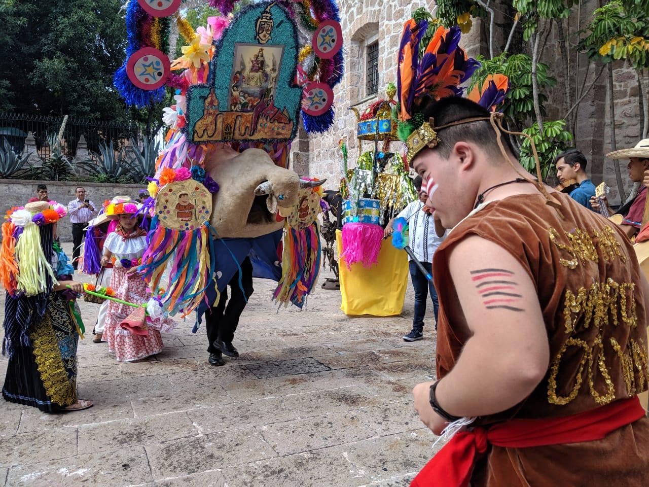 Bailarán toritos de petate en la capital michoacana