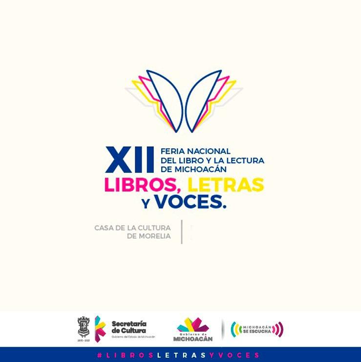 Posponen Feria Nacional del Libro y la Lectura de Michoacán
