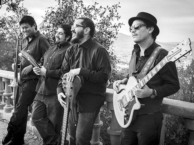 "Presenta ""Juan Carlos Cortés Band"" su tercer disco"