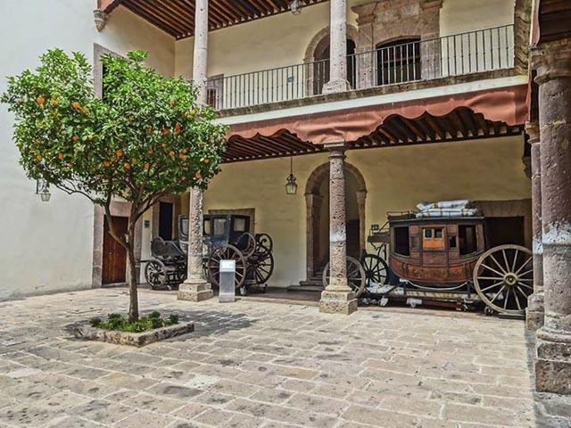 Museo y archivo histórico casa de Morelos