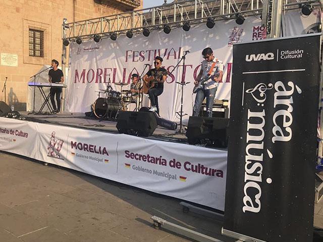 Encuentro sonoro: una apuesta a la diversidad musical de Michoacán