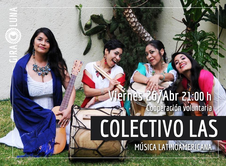 """Concierto del """"Colectivo-LAS"""""""