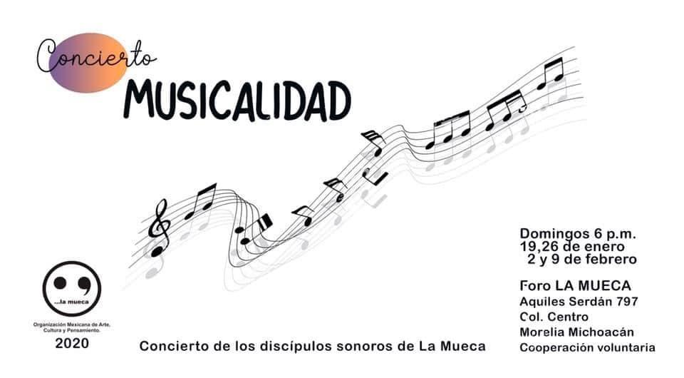 """Concierto """"Musicalidad"""""""