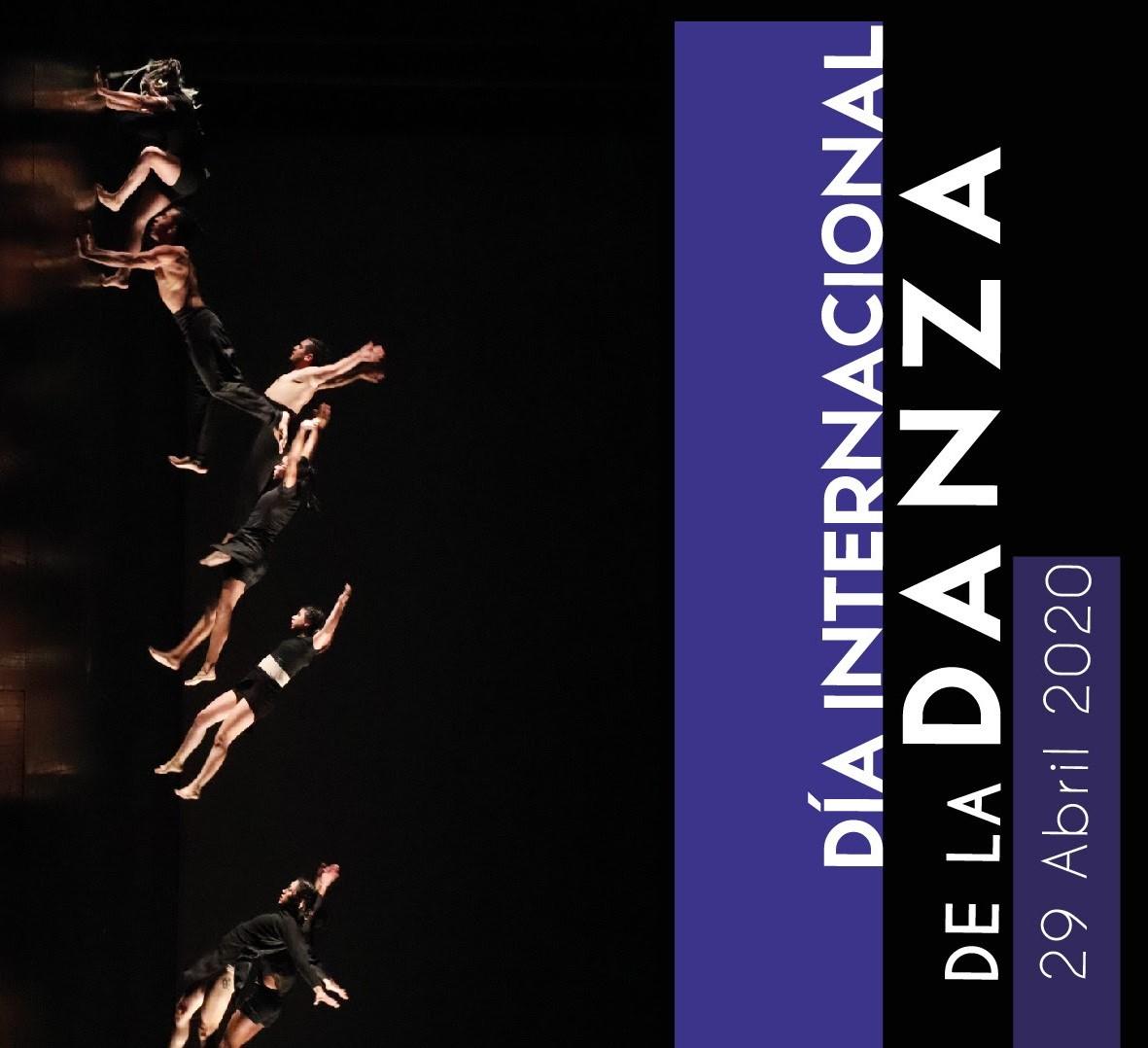 Día internacional de la Danza… desde casa