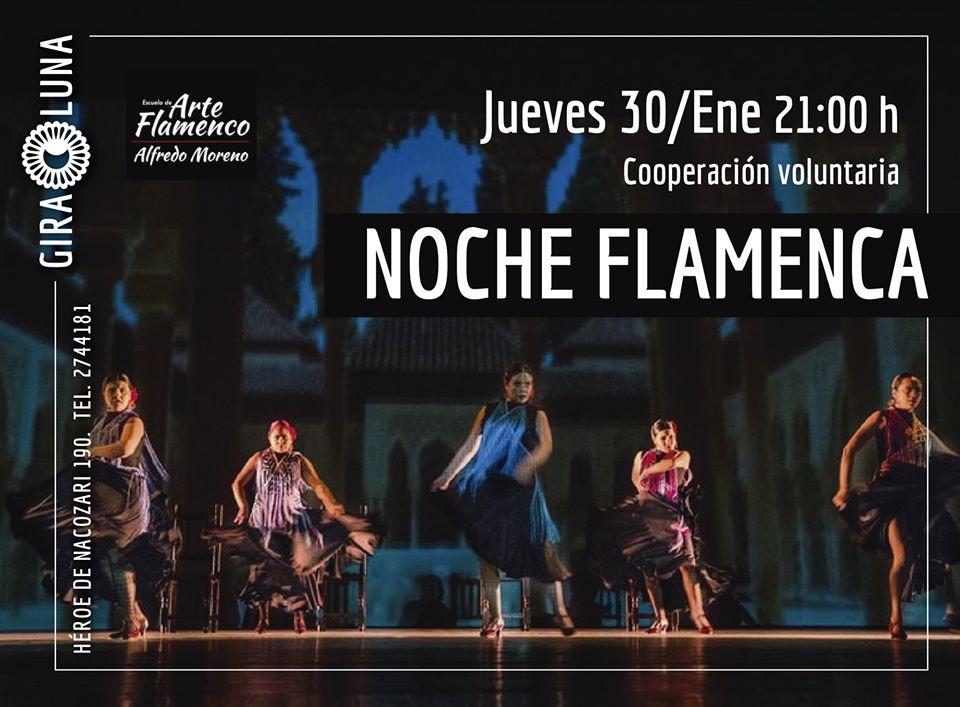 """Se llevará a cabo la """"Noche flamenca"""""""