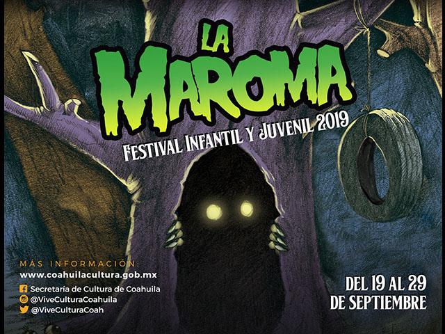La Maroma, el festival para niños que los grandes también disfrutan